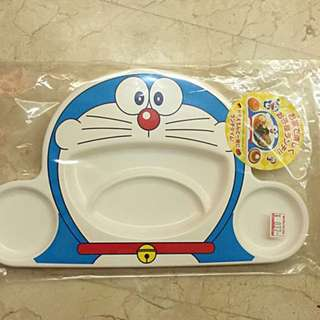 Doraemon Toddlers Kiddy Plate BNIB
