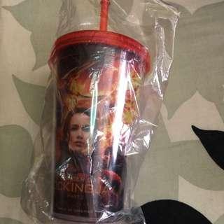 Hunger Games Mockingjay Tumbler / Mug For Sale!!