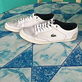 Used Lacoste Shoes