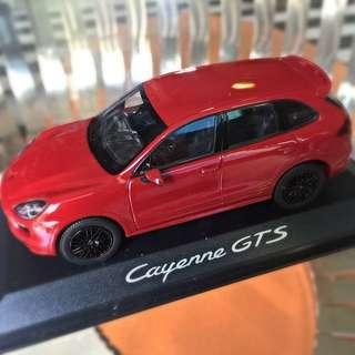 Porsche Cayenne GTS Collector's Model