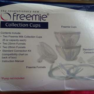 BN Freemie Collection Cup Set RESERVED