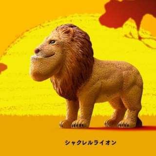 戽斗動物園 獅子 扭蛋