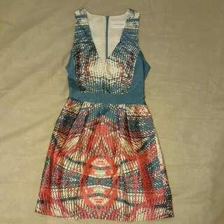 Ginger Smart Dress Size 6
