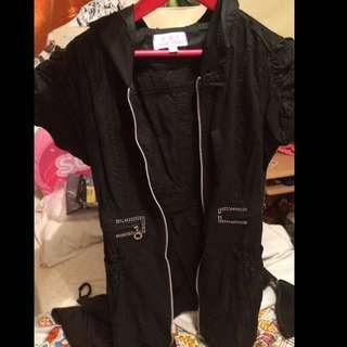🌞 Cool Tomboy Jacket/dress