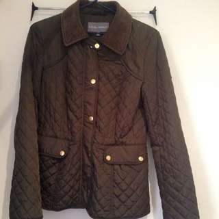 Laura Ashley Quilted Jacket