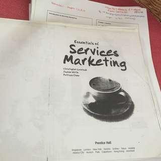 Service Quality Photocopied Textbook