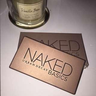 Naked Urban Decay Basics