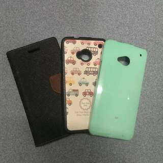 HTC M7 手機殼