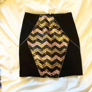Blue Juice Skirt