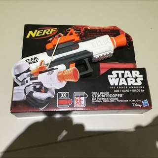 Brand New star Wars Nerf Gun