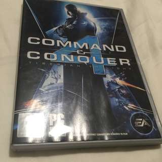 Command & Conquer 4 Timbering Twilight
