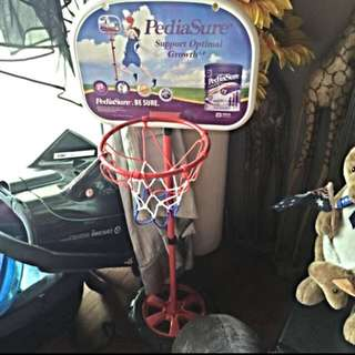Brand New Pediasure Basketball Hoops