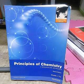 Principles Of Chemistry (2nd Edition)