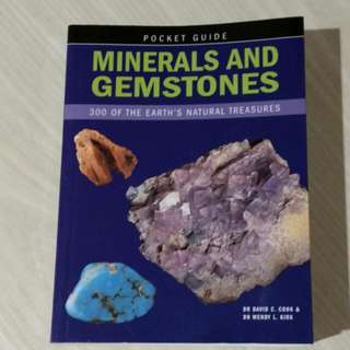 Minerals and Gemstones Pocket Guide