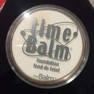 The Balm Time Balm Foundation Shade Light/Medium