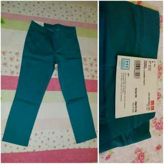 (REDUCED!) BN UniQlo Crop Pants