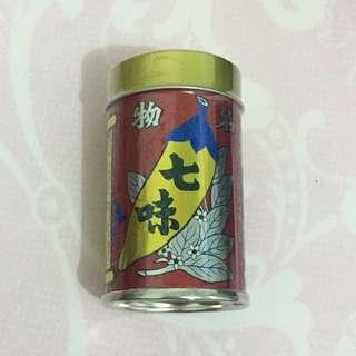 日本七味粉七味唐辛子