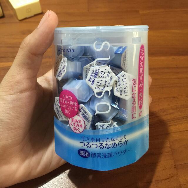 日本酵素洗顏粉32顆