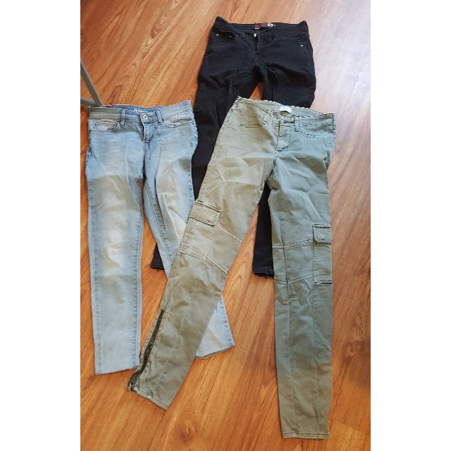 REDUCED 3 x Jeans Levis, Jeanswest, Jay Jays Suit Size 8