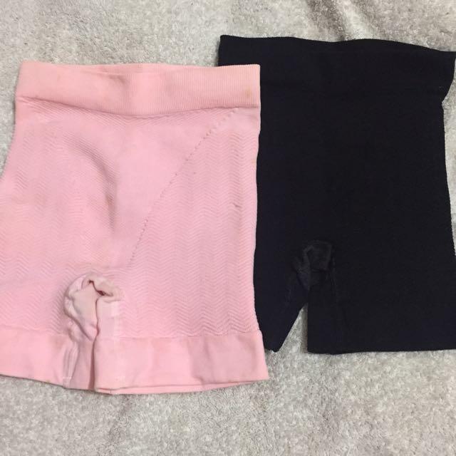 超纖細高腰塑褲棉版兩件一起賣