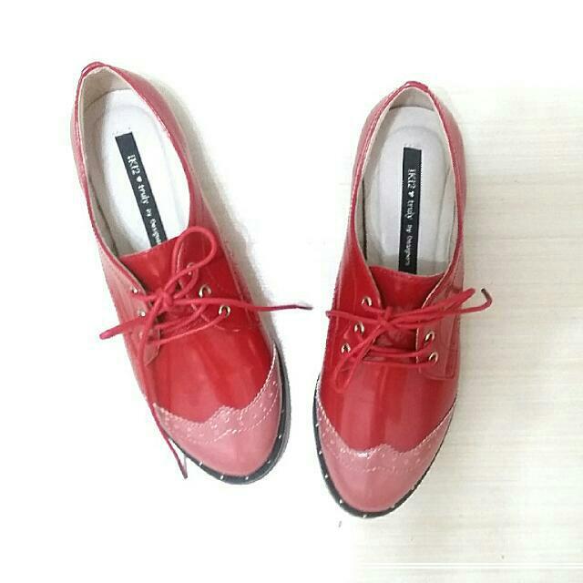 降價!!荷蘭民族感 牛津鞋