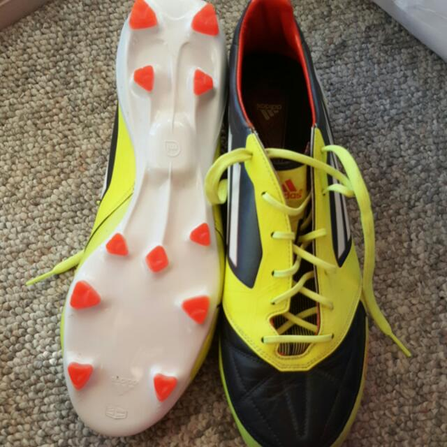 Adidas F50 Football Boots Size US11