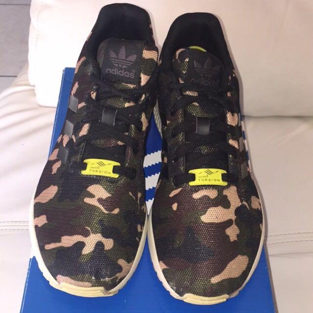 Adidas Zx Flux Size 7 Ladies