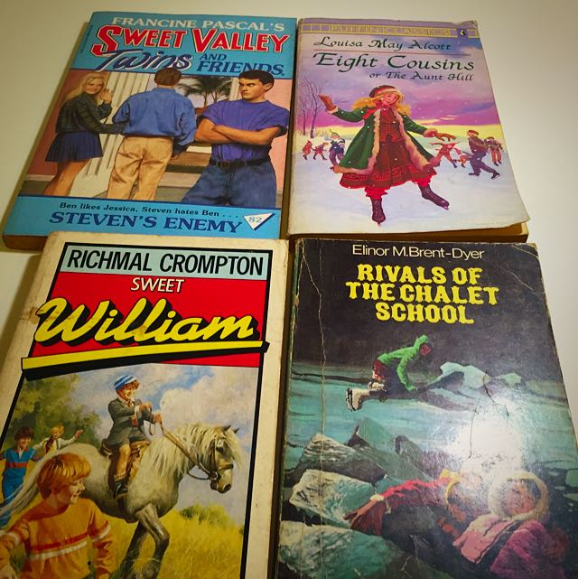 Assorted Vintage Book Collection