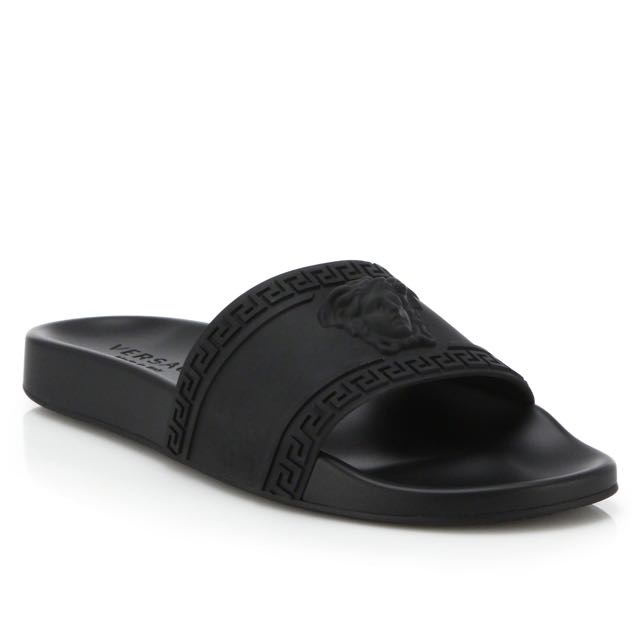 22cf0f197a5 Authentic Versace Pool Sandals