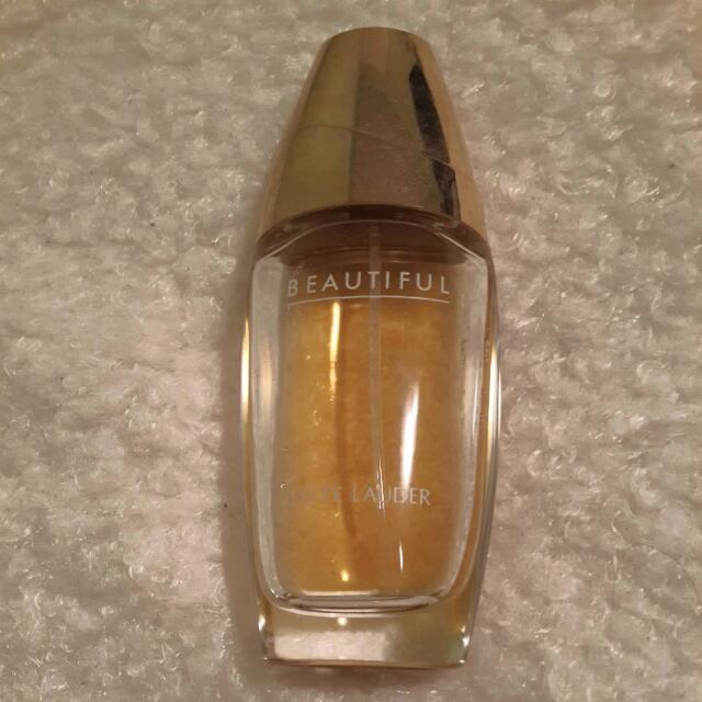 """Beautiful"" By Estée Lauder (Half Used)"