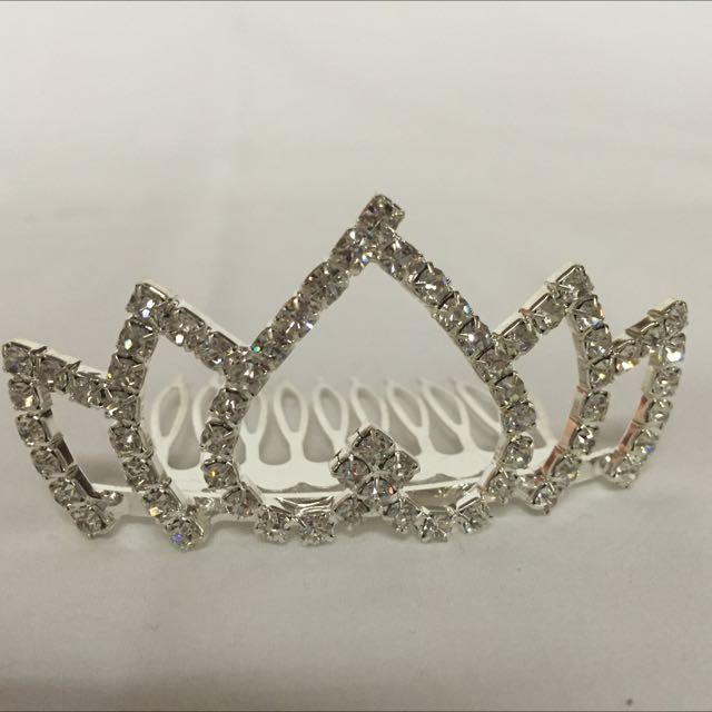 Beautiful Tiara Comb