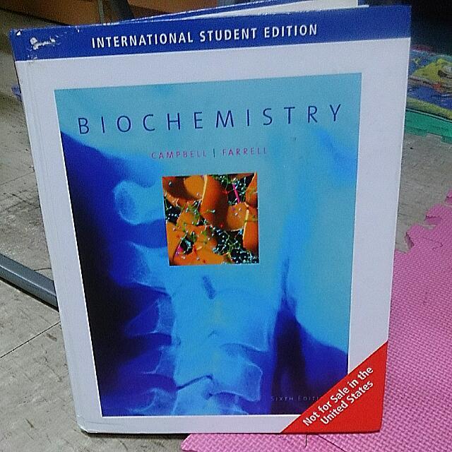 Biochemistry (6th Edition)