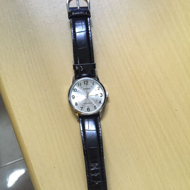 Casio Formal Watch