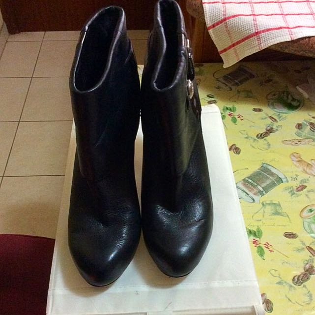 Coach Ankle Boots Size 9.5B