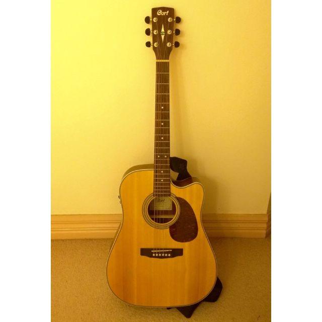 Cort MF600F Acoustic Guitar