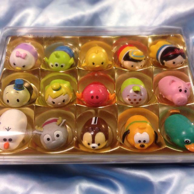 Disney Tsum Tsum Squishys