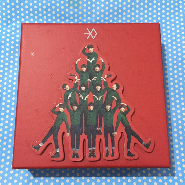 EXO - Miracle in December (Chinese Version)
