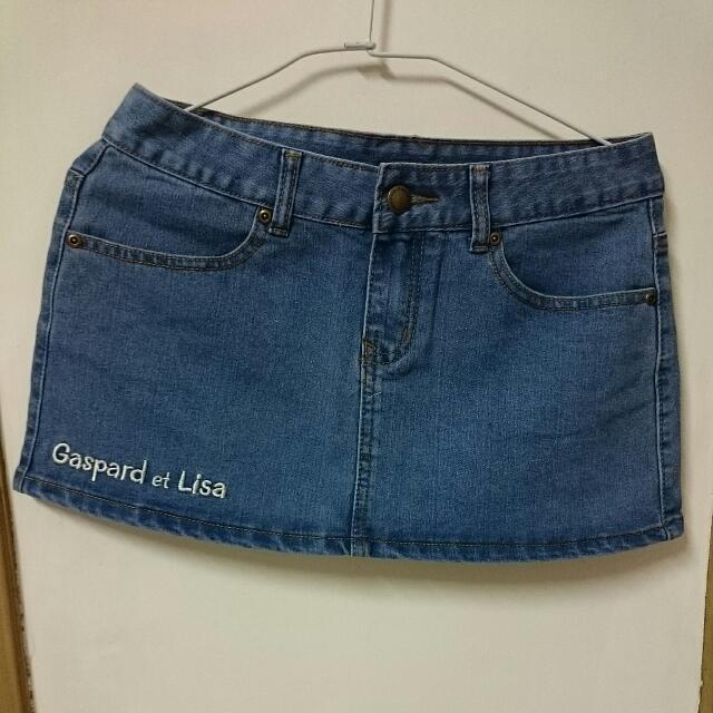 降價🔹Gaspard et Lisa 牛仔裙