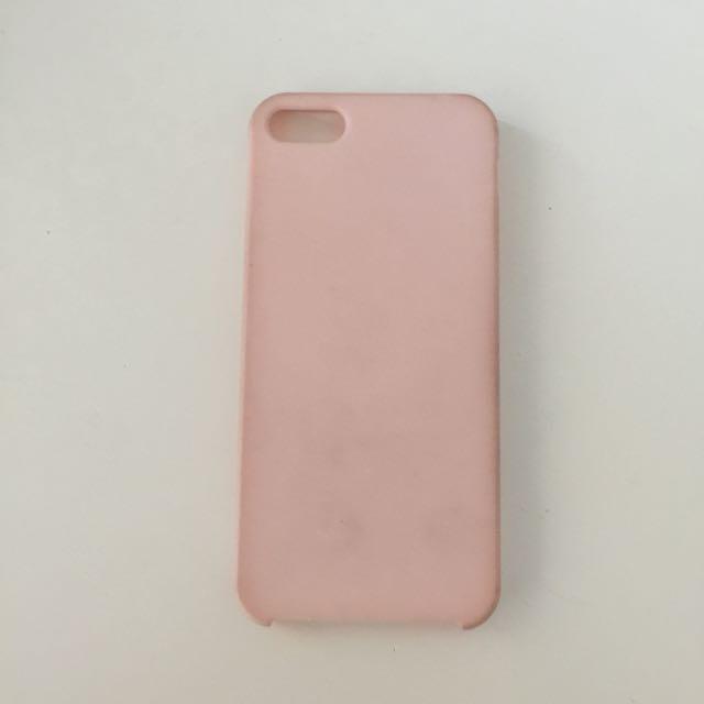 iPhone 5 Pink Doff Hardcase