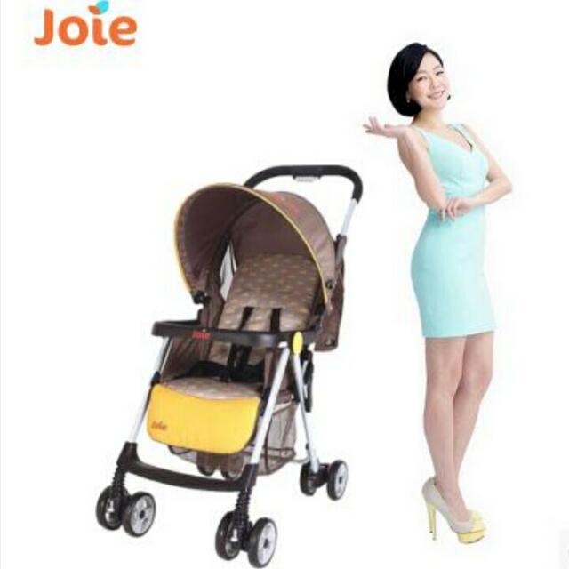 [保留]【全新】Joie輕便手推車