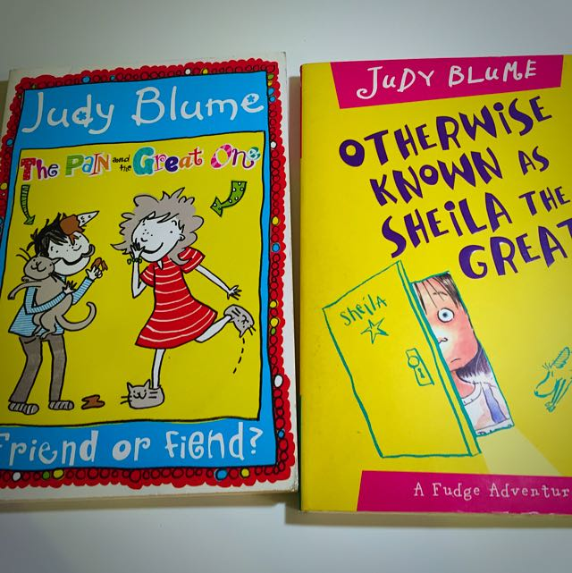 Judy Blume Collection