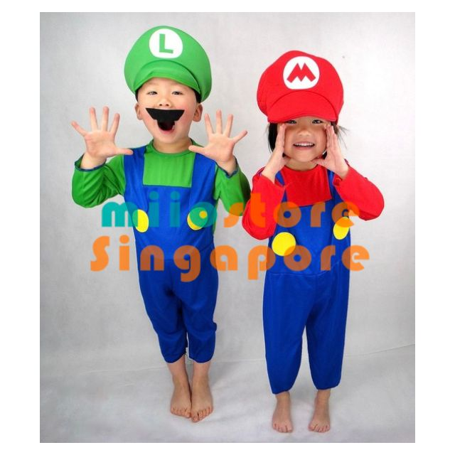 KIDS MARIO COSTUME BABY MARIO COSTUME - BUY BRAND NEW OR RENT Babies u0026 Kids on Carousell  sc 1 st  Carousell & KIDS MARIO COSTUME BABY MARIO COSTUME - BUY BRAND NEW OR RENT ...