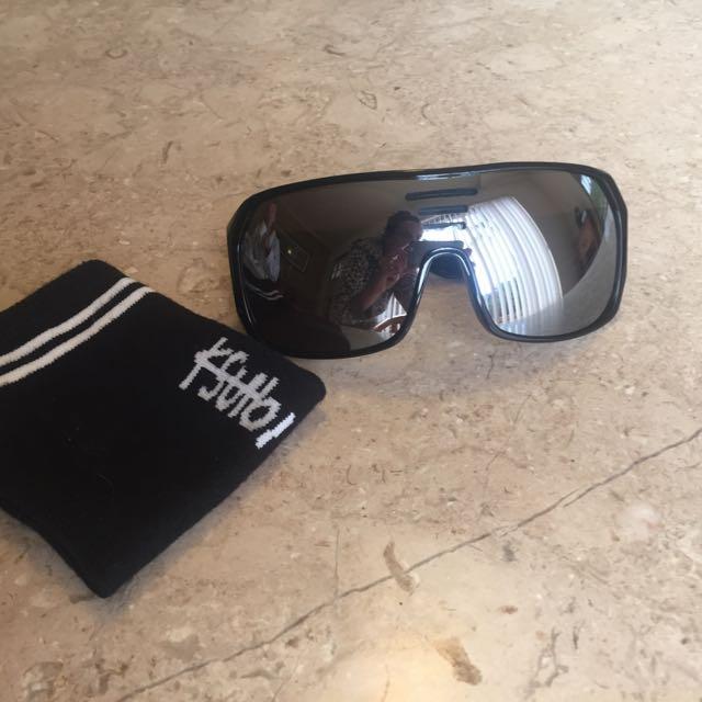 Ksubi Sunglasses With Case