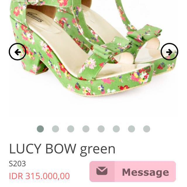 Lucy Bow Green