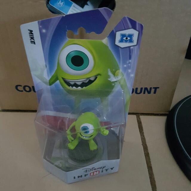 Mikey New In Box Disney Infinity