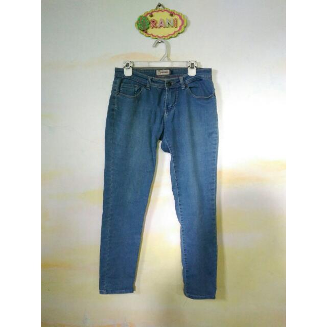 Nevada NavyBlue Jeans