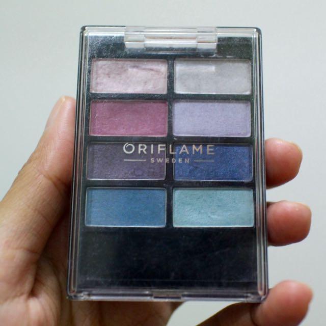 Oriflame Eyeshadow Midnight & Pink - PL