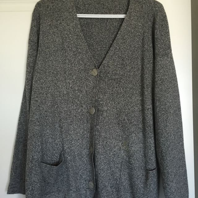 Over-sized Cardigan