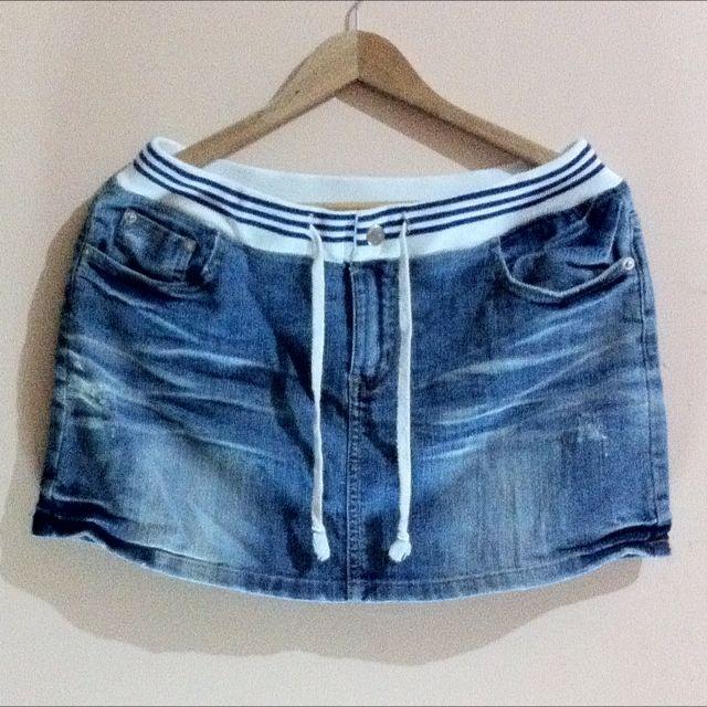 Panelli Mini Skirt