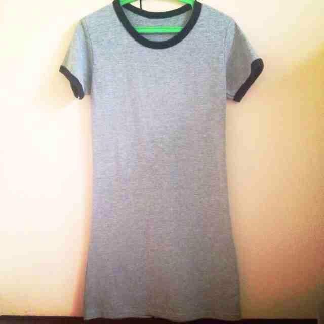 Ringer Dress/Basic Dress